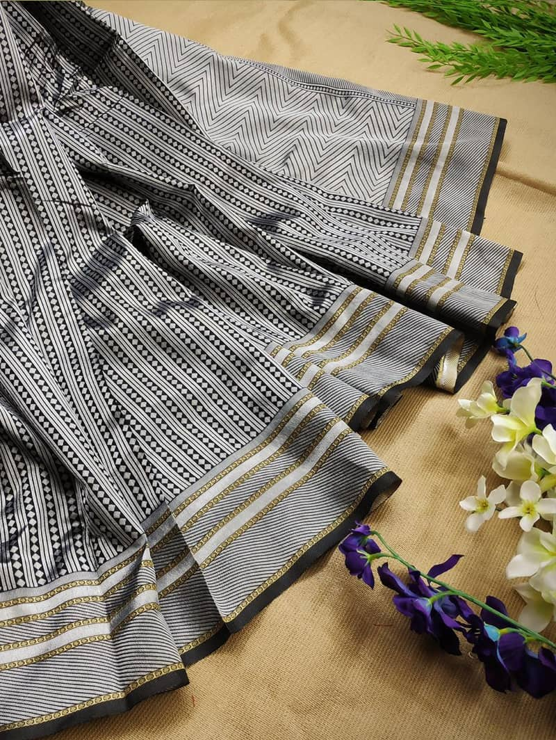 Blue Lichi Silk saree shopping dvz0002190-2