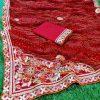 Gorgeous women's Bandhani Printed saree dvz0001664
