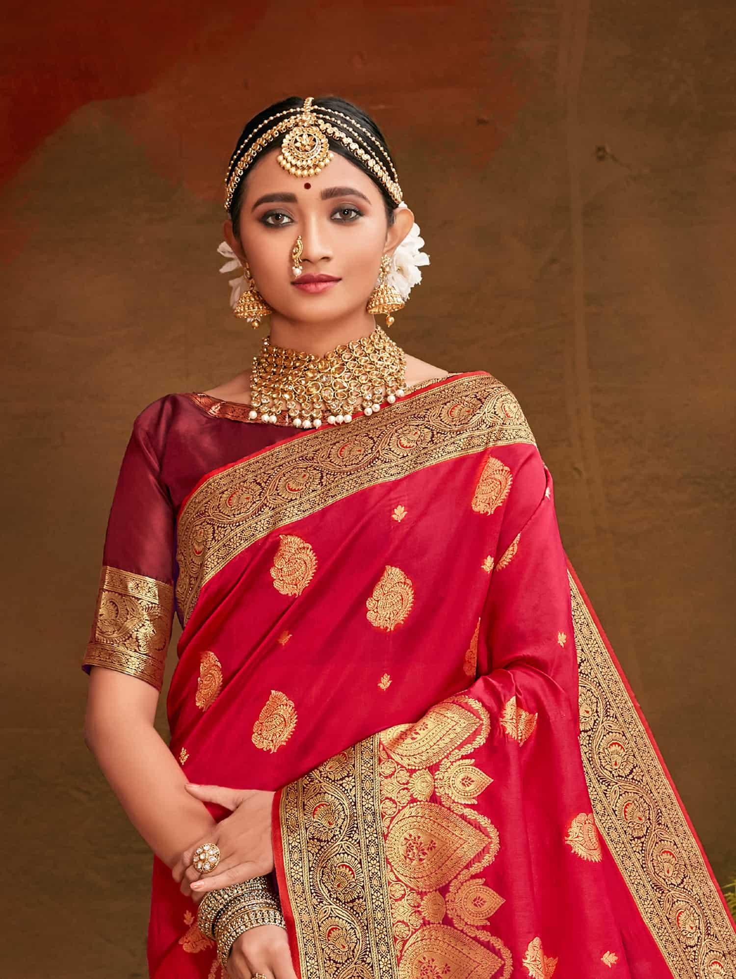 Pink Fancy soft silk Traditional saree dvz0002515-2
