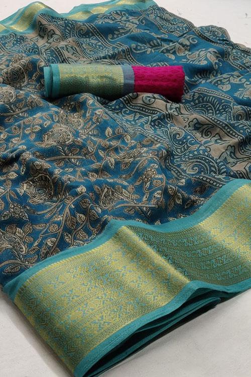 Soft cotton saree from dvanza - dvz0001146 - diwali shopping online