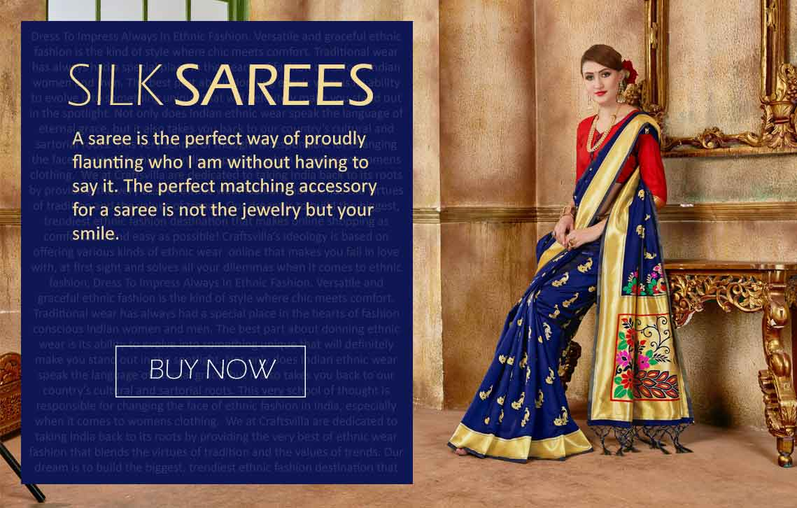 Banarasi silk sarees at the best price in india