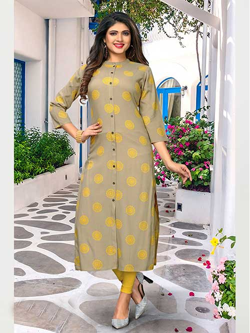 beige-color-beautiful-printed-rayon-shirt-style-kurti-dvz000236