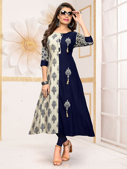 blue-and-off-white-colored-beautiful-printed-rayon-a-line-kurti-dvz000248 (1)