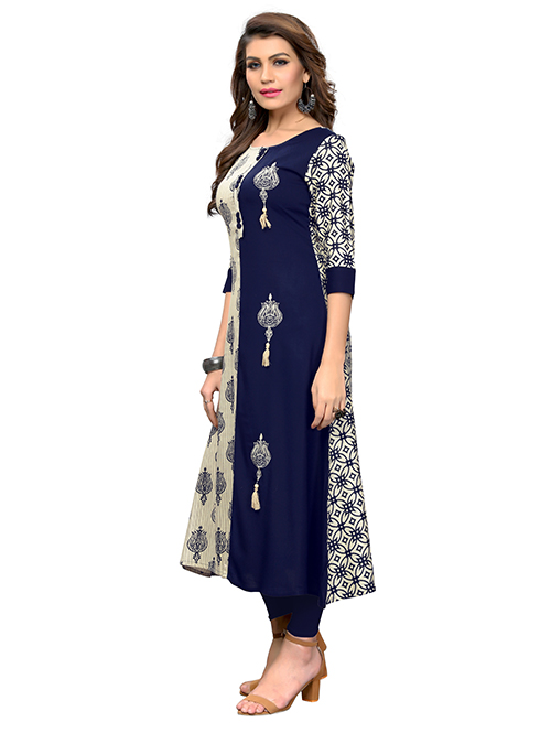 blue-and-off-white-colored-beautiful-printed-rayon-a-line-kurti-dvz000248 (2)