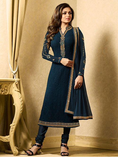 blue-colored-beautiful-embroidered-georgette-straight-cut-suit-dvz00082 (4)