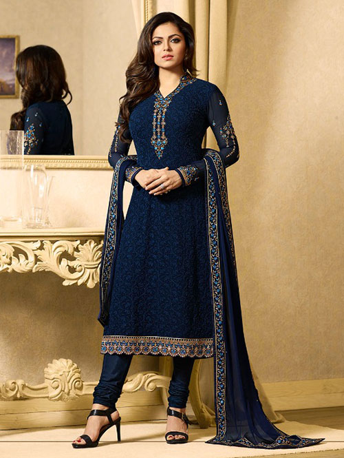 blue-colored-beautiful-embroidered-georgette-straight-cut-suit-dvz00086 (3)