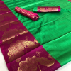 green-color-beautiful-cotton-silk-saree-dvz00046