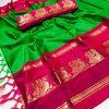 green-colored-cotton-silk-woven-saree-varnita-dvz000117