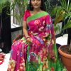 latest linen sarees with price dvz0001916