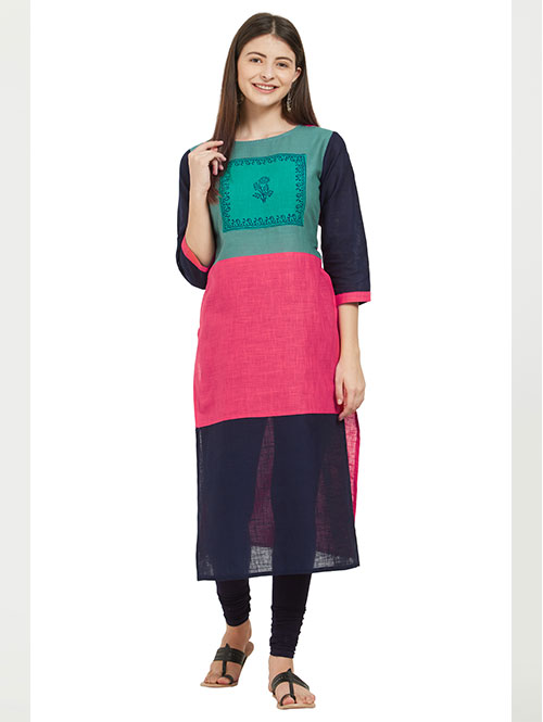 multi-color-beautiful-printed-cotton-straight-kurti-dvz000230