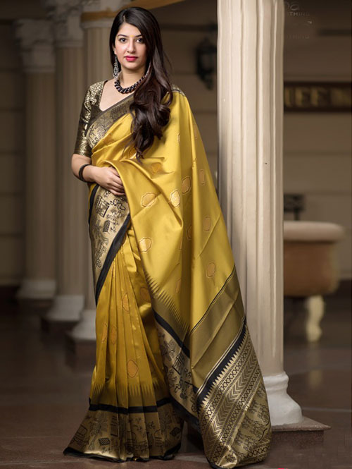 multi-colored-beautiful-branded-weaving-silk-saree-dvz000129 (2)
