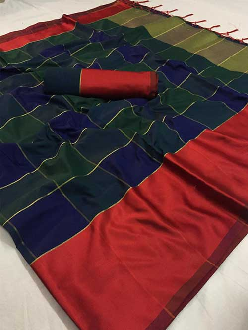 multi-colored-beautiful-soft-silk-saree-dvz00037