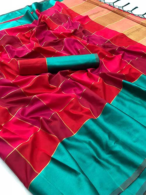 multi-colored-beautiful-soft-silk-saree-dvz00040
