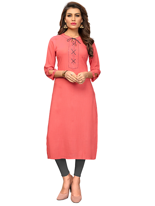 peach-colored-beautiful-rayon-straight-kurti-dvz000248 (4)