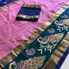 pink-color-cotton-silk-embroidery-saree-dvz000126