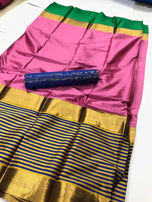 pink-colored-beautiful-branded-cotton-silk-saree-dvz000170 (1)