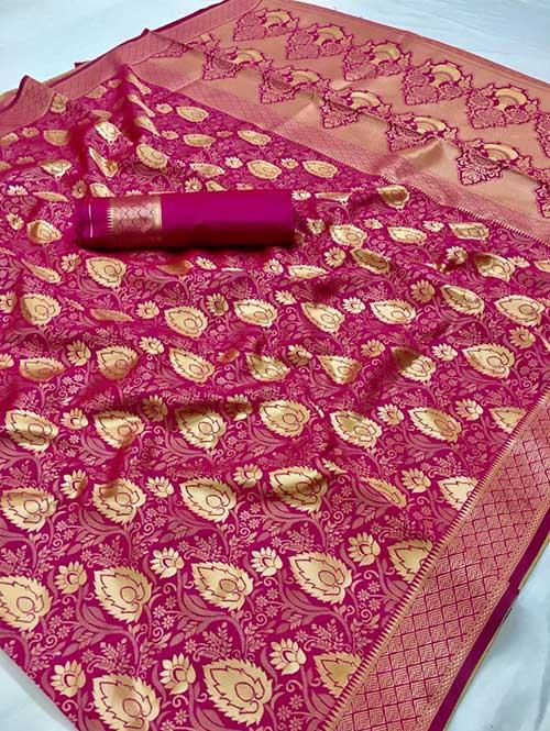 pink-colored-beautiful-branded-weaving-silk-saree-dvz000208