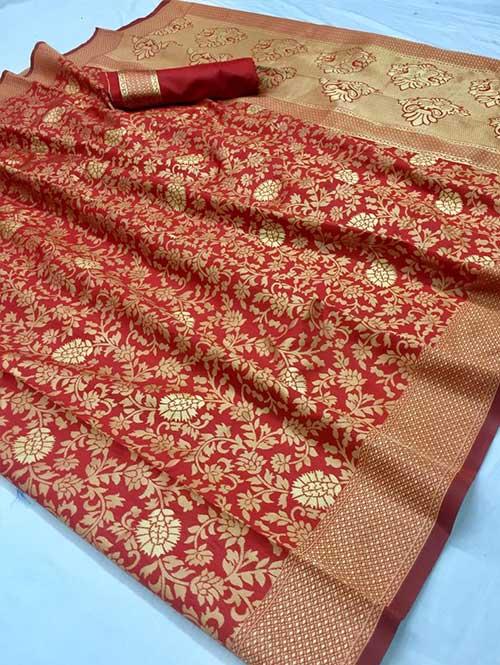 red-colored-beautiful-branded-weaving-silk-saree-dvz000212