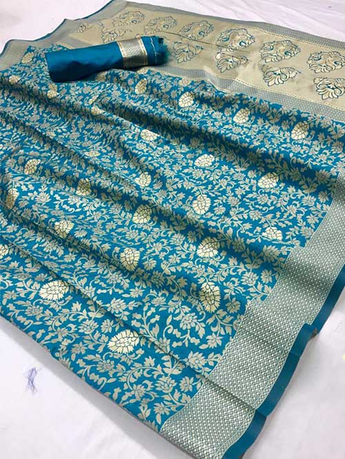sky-colored-beautiful-branded-weaving-silk-saree-dvz000213