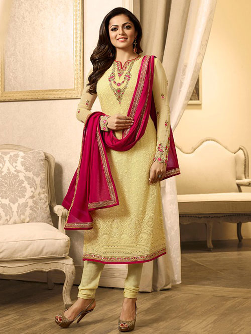 yellow-colored-beautiful-embroidered-georgette-straight-cut-suit-dvz00087 (3)