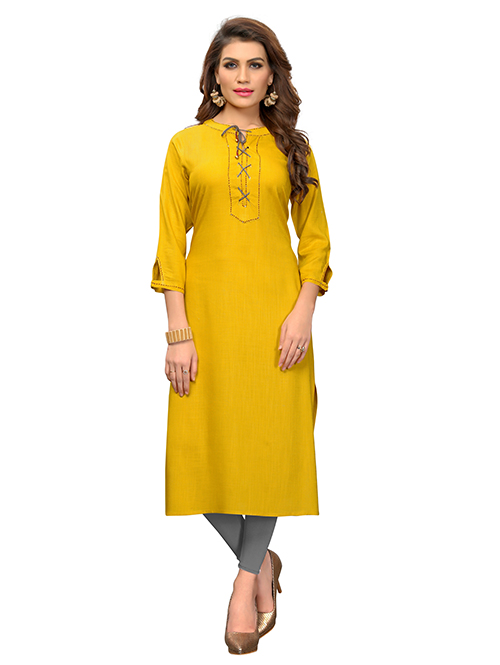 yellow-colored-beautiful-rayon-straight-kurti-dvz000249 (1)