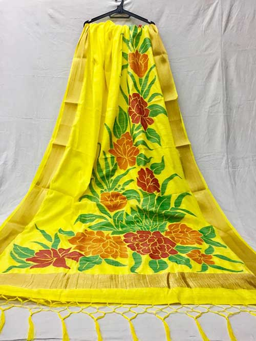 yellow-colored-beautiful-soft-slab-branded-saree-dvz000184 (1)